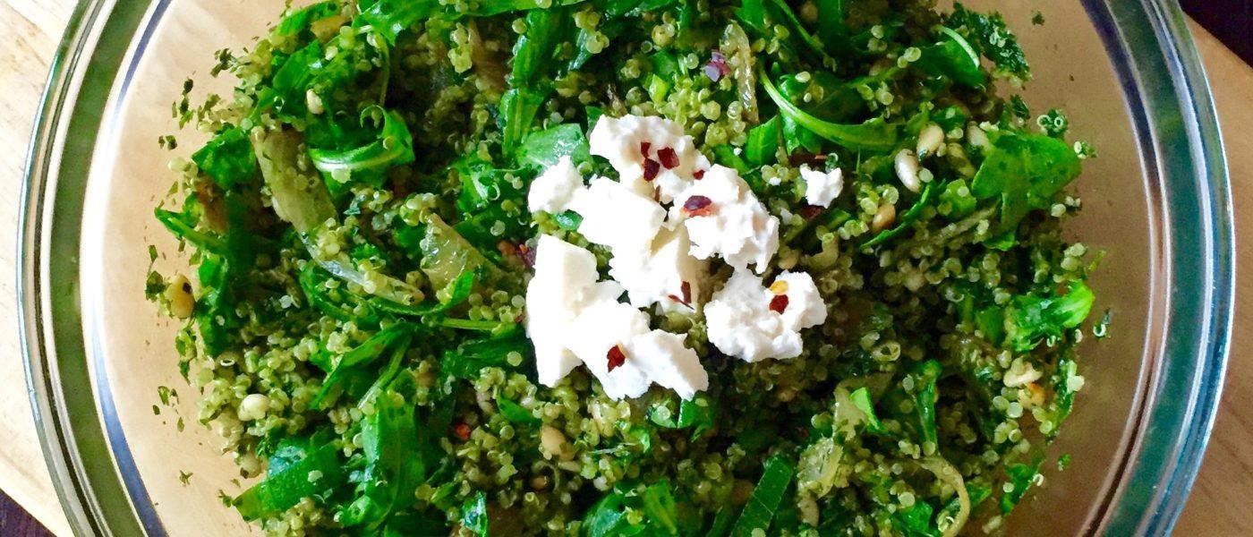 Vibrant Quinoa Salad