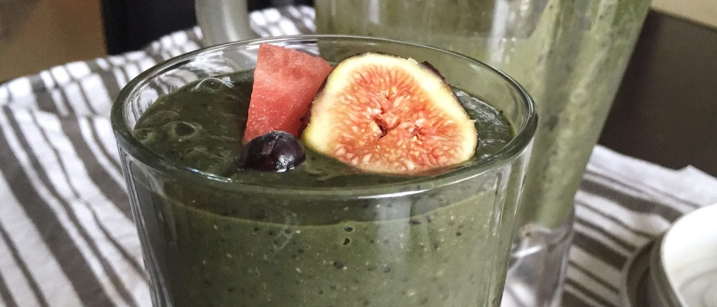 Balanced Breakfast Smoothie