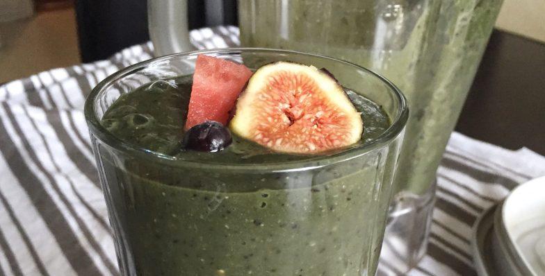 Balanced Breakfast Smoothie
