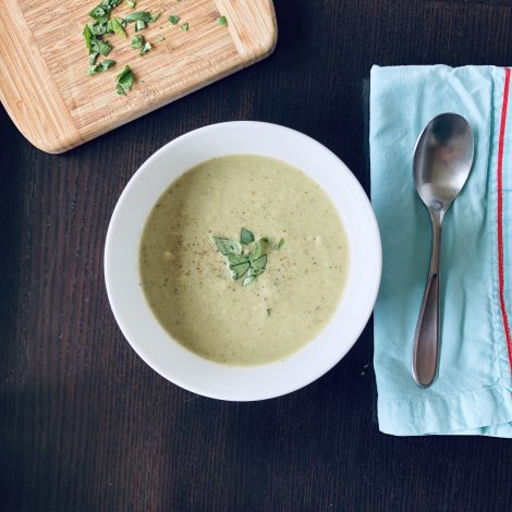 Fennel and Leek Soup